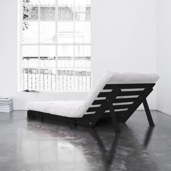 Fotel rozkładany Karup Roots Wenge/Natural