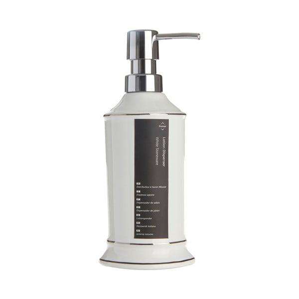 Dozownik mydła Premier Housewares Le Bain White