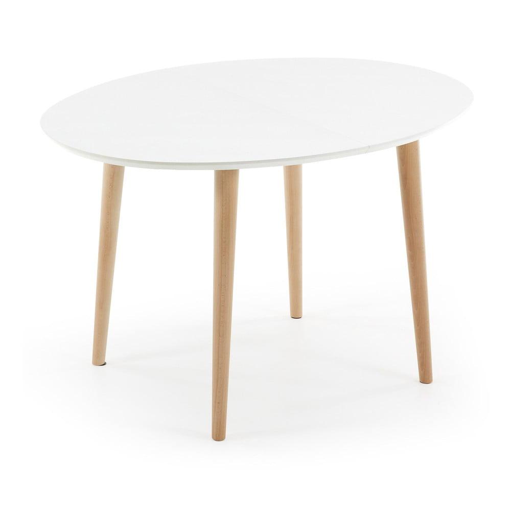 Stół rozkładany La Forma Oakland, 90x120/200cm