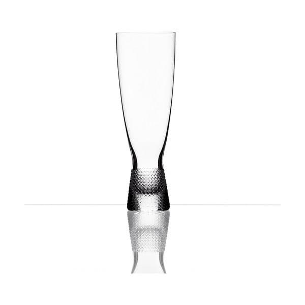Zestaw 2 kieliszków do szampana - František Vízner, 240 ml