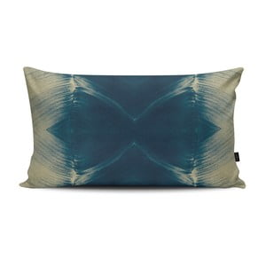 Poduszka Antimony I Blue Green, 47x28 cm