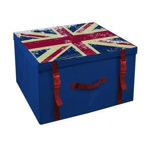 Pudełko Union Jack, 50x40 cm