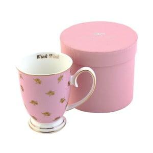 Kubek w   pudełku dekoracyjnym Miss Petticoat Pink