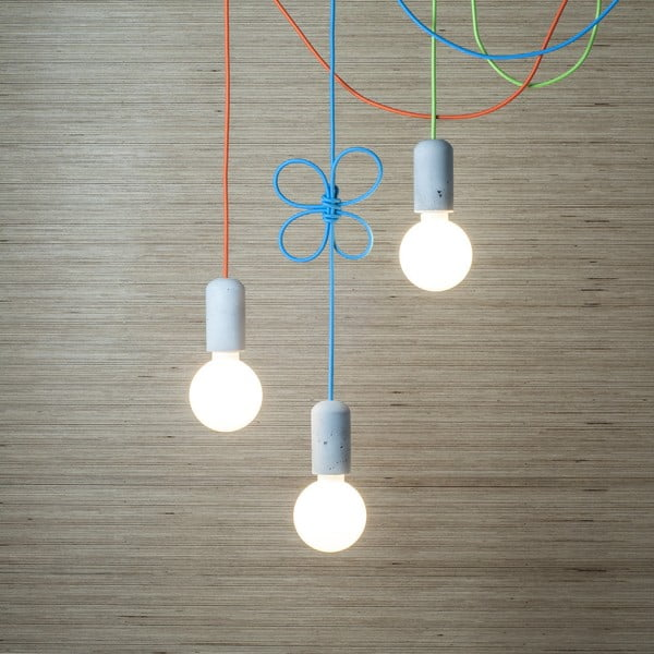 Szara lampa Jakuba Velínskiego, 3 m