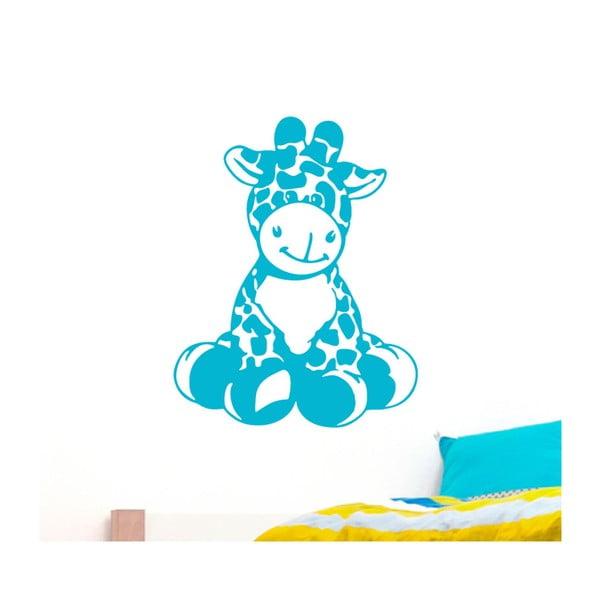Naklejka Cute Baby Giraffe