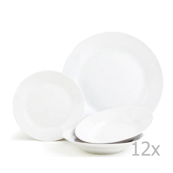12-częściowy komplet naczyń stołowych Sabichi Day to Day
