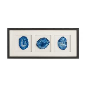 Obraz z agatem Agate, 75x30 cm