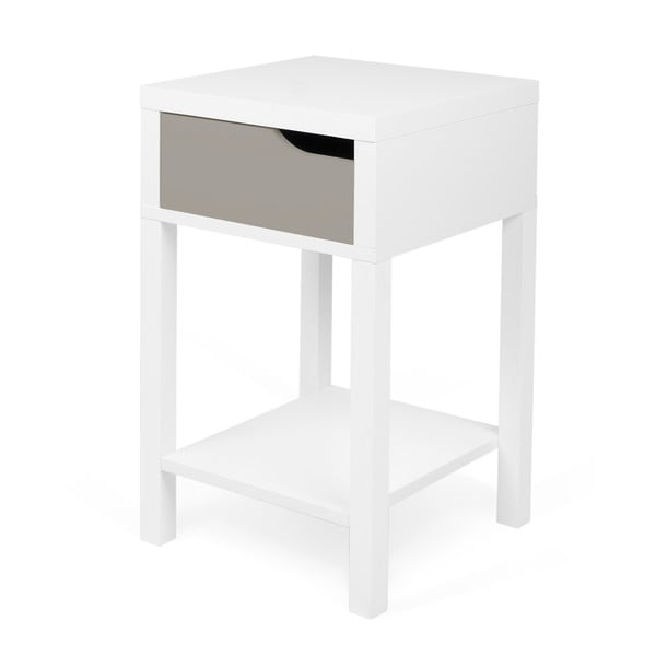 Stolik nocny Side Table Grey