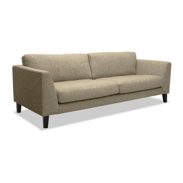 Piaskowa sofa 3-osobowa Vivonita Monroe