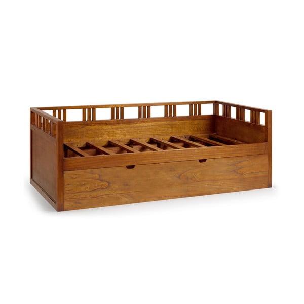 Łóżko Star z wysuwanym dodatkowym łóżkiem, 90x200 cm