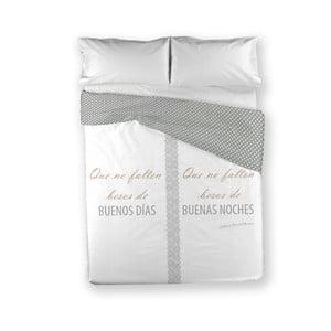 Pościel Buenos Dias Gris, 160x200 cm