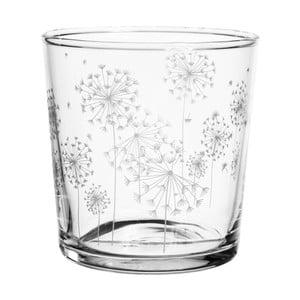Zestaw 4  szklanek Côté Table Dandelion, 370ml