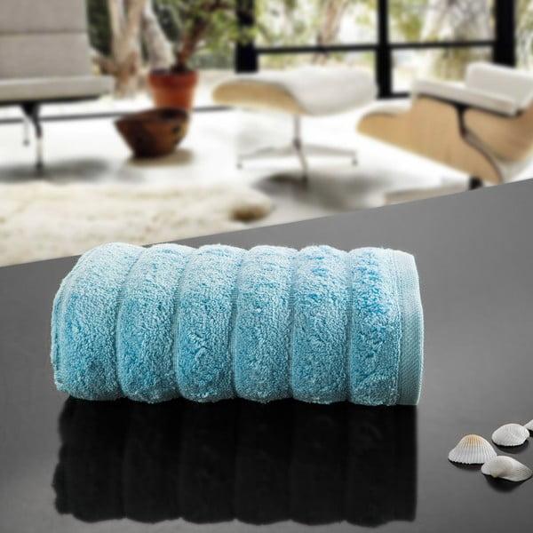 Ręcznik Dalga Blue, 50x90 cm