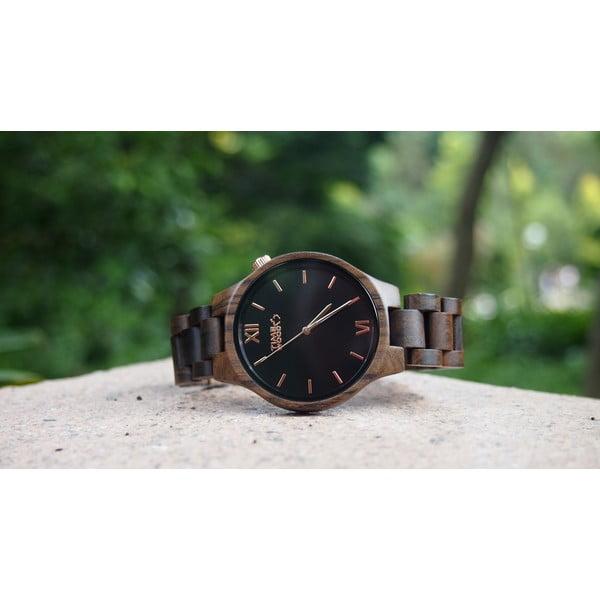 Zegarek drewniany TIMEWOOD Nero