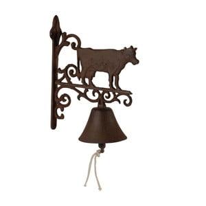 Dekoracyjny dzwonek do drzwi Antic Line Cow