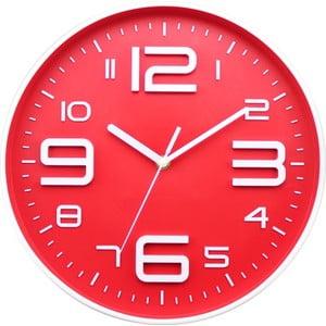 Zegar Red Dial, 35 cm