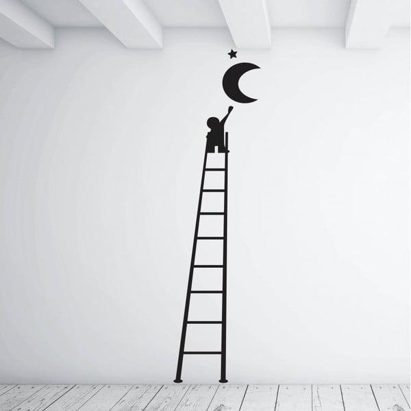 Naklejka ścienna Luna