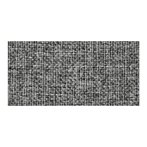 Szara taburetka Innovation Cornila Pouf Twist Granite
