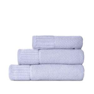 Komplet 3 turkusowych ręczników Artex Suprem