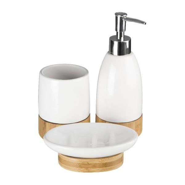 Zestaw akcesoriów łazienkowych Premier Housewares Earth