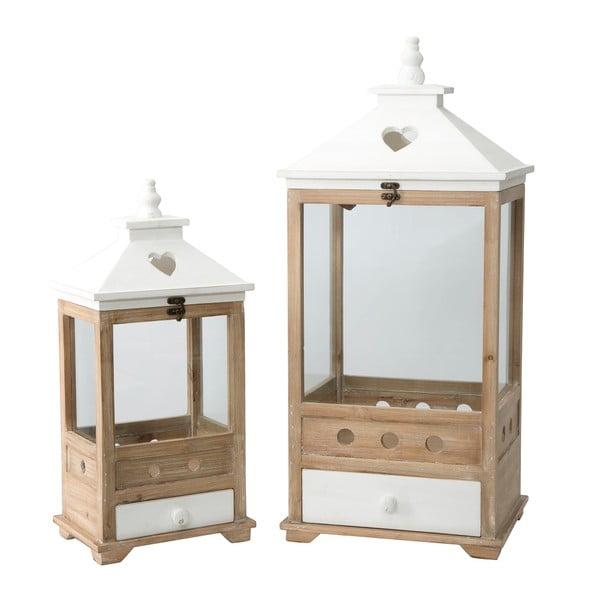 Zestaw 2 lampionów Coppia Chapel
