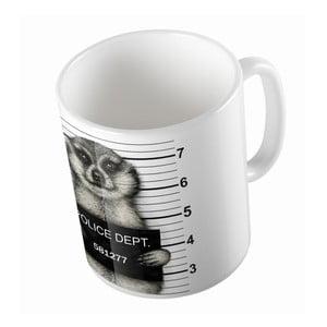 Ceramiczny kubek Bad Meerkat, 330 ml