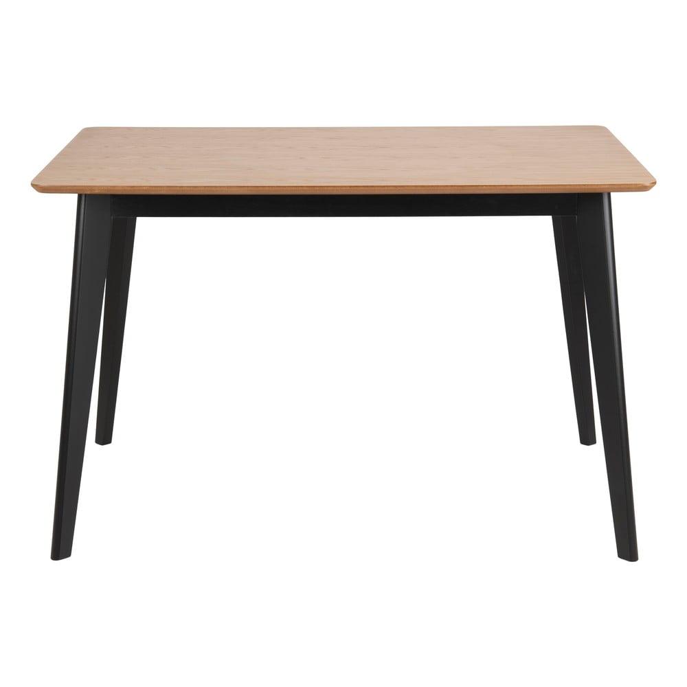 Stół w dekorze dębu Actona Roxby, 120x80 cm