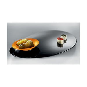 Zestaw do serwowania Entity Orange/Black
