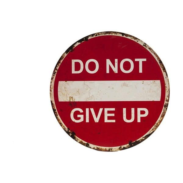 Znak Novita Do Not Give Up