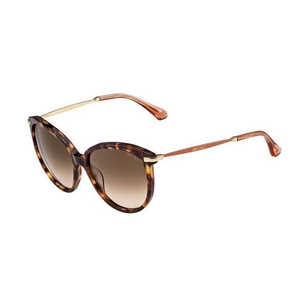 Okulary przeciwsłoneczne Jimmy Choo Ive Havana/Brown