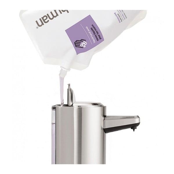Bezdotykowy dozownik do mydła Gessi