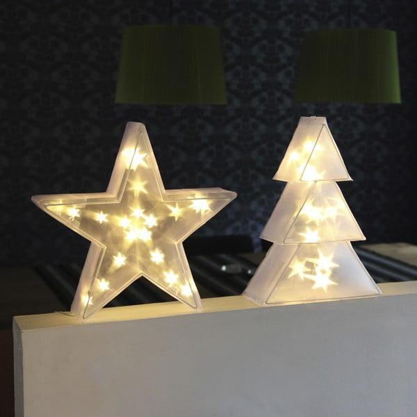 Świecznik LED Alpen