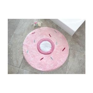 Dywanik łazienkowy Alessia Donut, Ø 90 cm