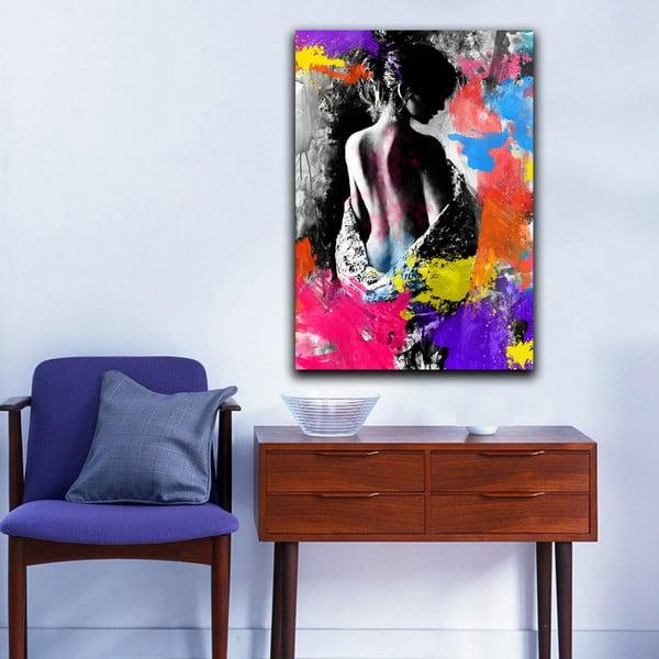 Obraz Z profilu, 45x70 cm