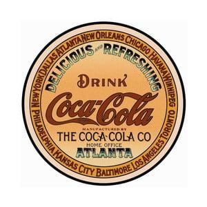 Blaszana tabliczka Drink Coca Cola, 30x40 cm