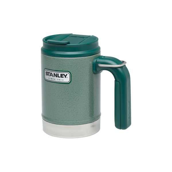 Kubek Stanely Hammertone 470 ml, zielony