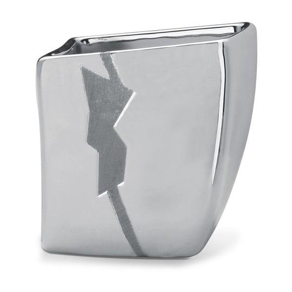 Pojemnik Silver Glass, 9x10x6,5 cm