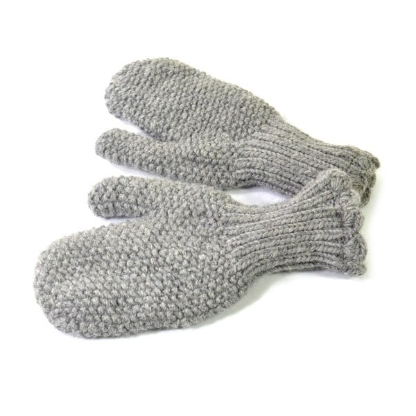 Rękawiczki z jednym palcem Grey Uni