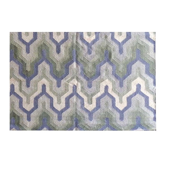 Ręcznie tkany dywan Kilim 223, 155x240 cm