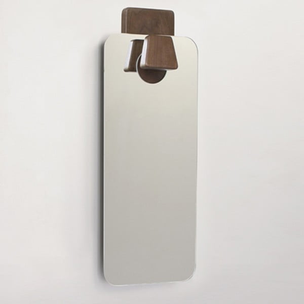 Lustro Patère, 67x25 cm