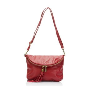 Torebka Lisa Minardi Clutch Bordo