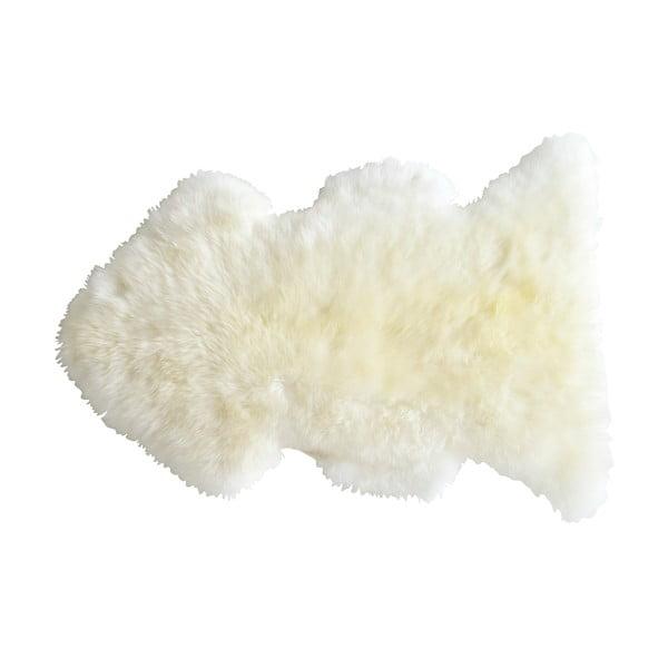 Biała skóra owcza Nattiot Douchka