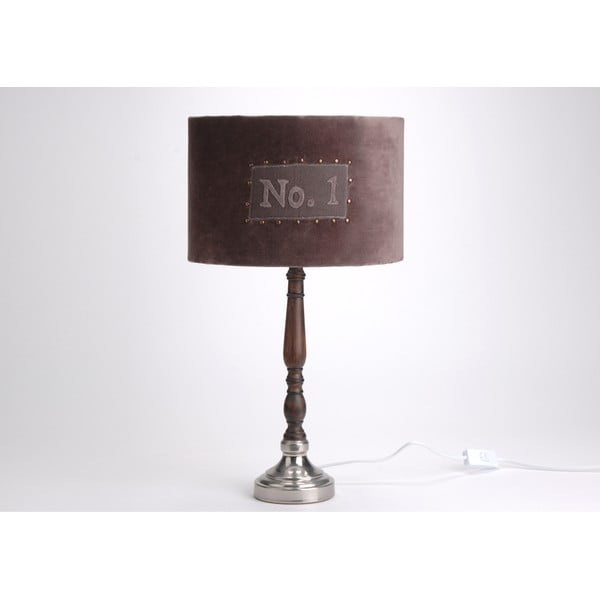 Lampa stołowa Velvet No. 1