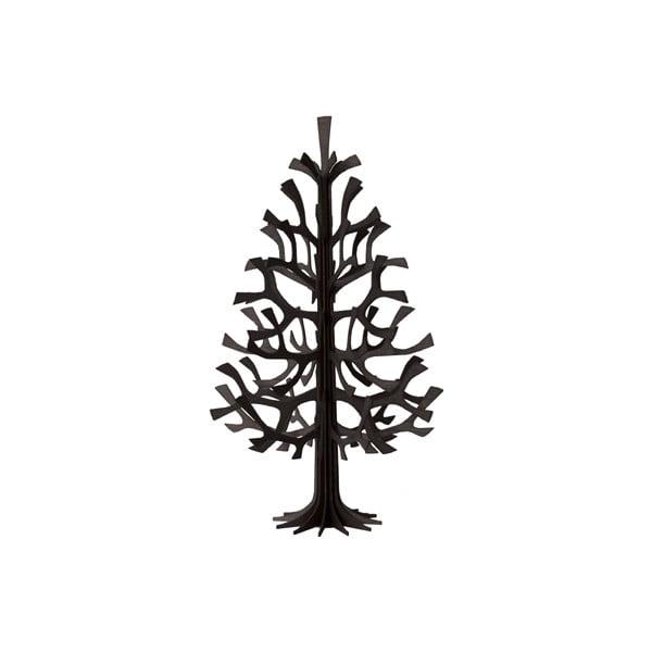 Składana dekoracja Lovi Spruce Black, 30 cm
