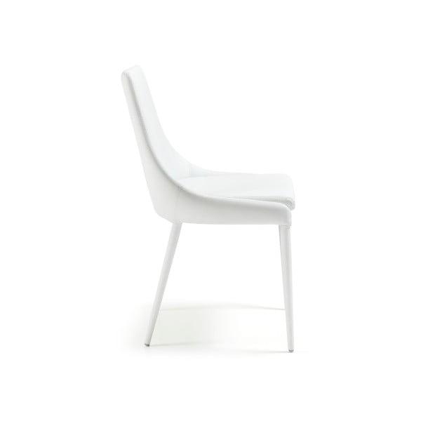 Krzesło Dant, białe