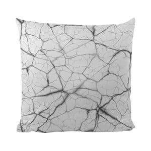 Poduszka Black Shake Marbel, 50x50 cm