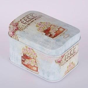 Blaszany pojemnik Romantic Cake