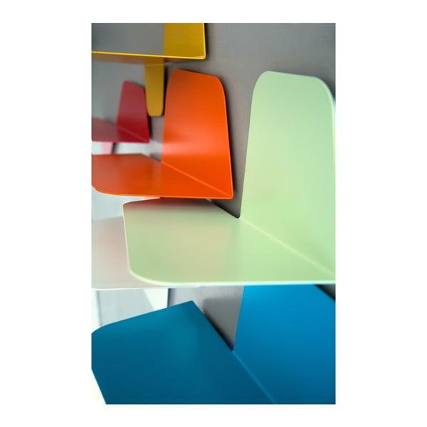 Biała półka MEME Design Flap, 80cm