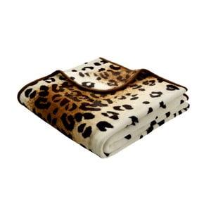 Koc Leopard, 150x200 cm