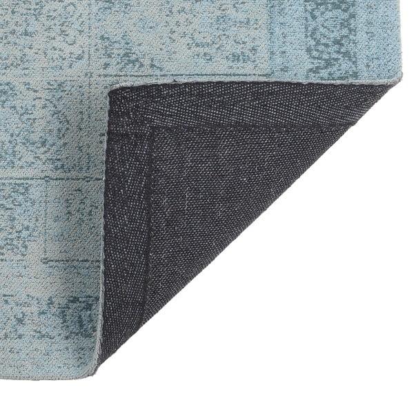 Dywan Chenille, 70x110, jasnoniebieski